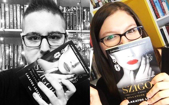Photo of ÉLŐ: Andi és Levi Online könyvklubja a Szigorral